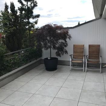 Terrasse Feinsteinzeug